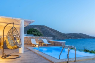 Premium Pool Villa in Patmos
