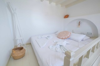 Premium Pool Villa patmos double bed