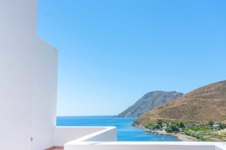 Premium Pool Villa patmos sea view